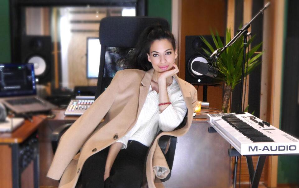 Elina Laivera Vocal Coach Voice Studio in Gelsenkirchen NRW Deutschland